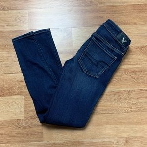 AE Super Stretch Superlow Jegging Jeans